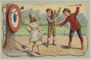 Throwing Arrows at a Target