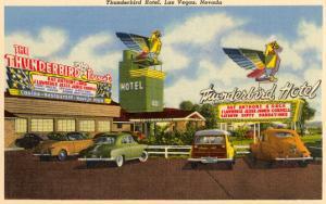 Thunderbird Hotel, Las Vegas, Nevada