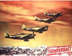 Thunderbolt - Lobby Card Reproduction