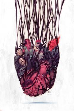 Thunderbolts No. 23: Ghost Rider, Punisher, Leader, Deadpool, Red Hulk, Elektra