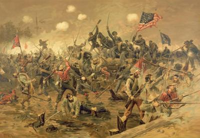 Battle of Spottsylvania