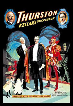 Thurston, Kellar's Successor