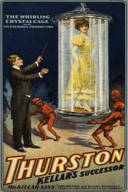 Thurston Kellar's Successor