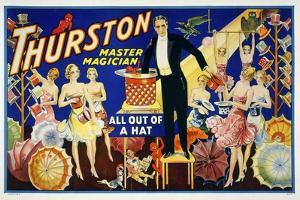 Thurston, Master Magician