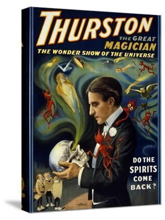 Thurston, Talking to Skulls