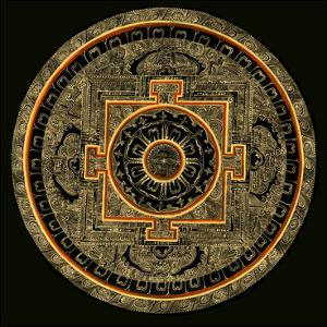 HUM I by Tibetan Monk