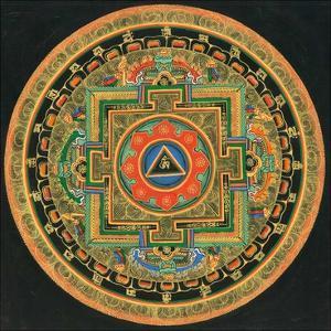 OM I by Tibetan Monk