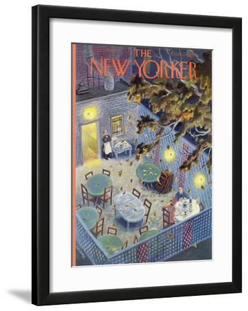 The New Yorker Cover - September 24, 1949
