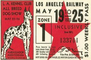Ticket to Dog Show