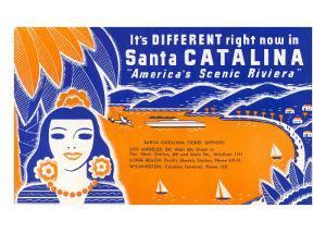 Ticket to Santa Catalina