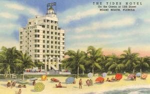 Tides Hotel, Miami Beach, Florida
