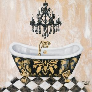 Opulance Bath II by Tiffany Hakimipour