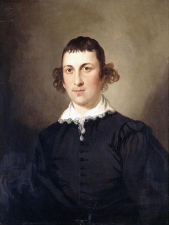Portrait of a Gentleman, Probably Mr. Lyte, in Black Van Dyke Costume, 1769