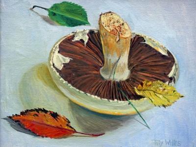 Autumnal Still Life, 2017 by Tilly Willis