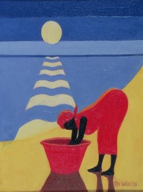 By the Sea Shore, 1998 by Tilly Willis