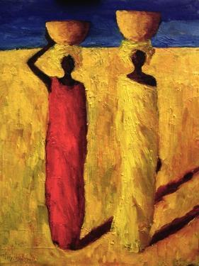 Calabash Girls, 1991 by Tilly Willis