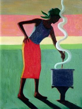 Cooking Rice, 2001 by Tilly Willis