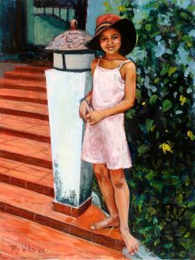 Eva, 2006 by Tilly Willis
