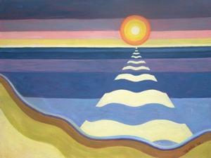 Evening Sun, 2003 by Tilly Willis