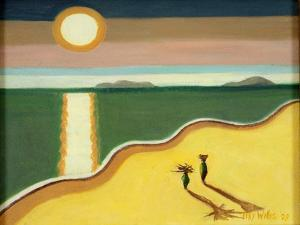 Evening Sun,2010 by Tilly Willis