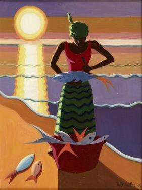 Fish Wife, 2009 by Tilly Willis