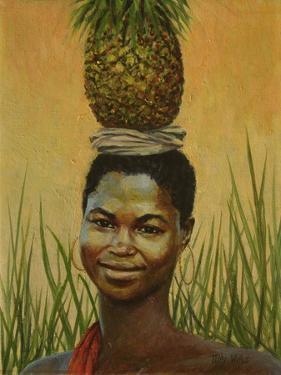 Pineapple Girl, 2004 by Tilly Willis