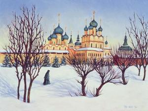 Russian Winter, 2004 by Tilly Willis