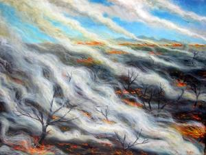 Scorched Earth, 2014 by Tilly Willis
