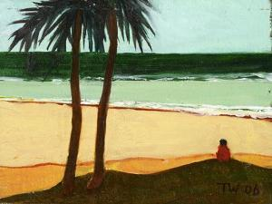Seaside Solitude, 2006 by Tilly Willis