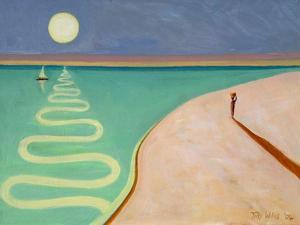 Serpentine Sunset, 2004 by Tilly Willis
