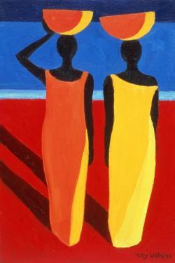 Sisters, 1993 by Tilly Willis