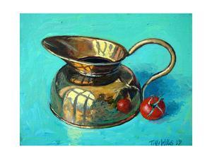 Still Life with Tomato by Tilly Willis