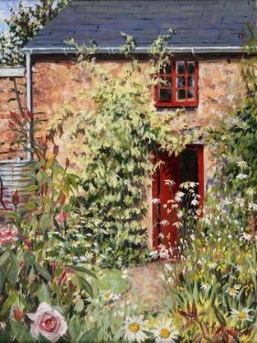 Studio Door, 2009 by Tilly Willis