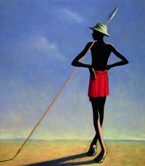 The Askari, 1992 by Tilly Willis