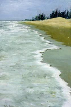 The Beach, 2004 by Tilly Willis