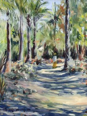 The Bush Road, 2005 by Tilly Willis