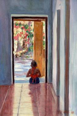 Through the Doorway, 2005 by Tilly Willis