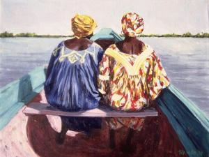 To the Island, 1998 by Tilly Willis