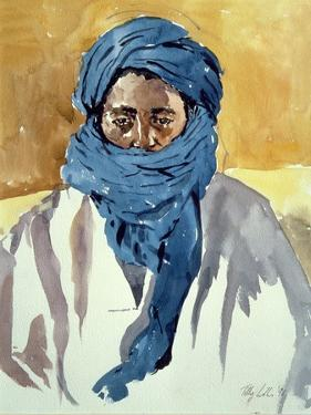 Tuareg Tribesman, Timbuctoo, 1991 by Tilly Willis