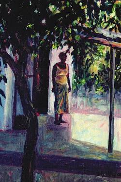 Under the Verandah, 2002 by Tilly Willis