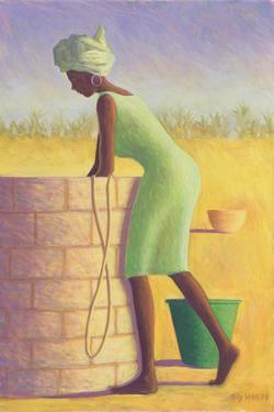 Water from the Well, 1999 by Tilly Willis
