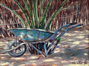 Wheelbarrow, 2005 by Tilly Willis