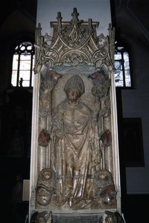 Tomb of Rudolf Von Scherenberg, Ca 1495