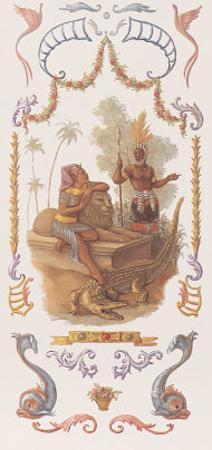 Egypt and Zaire by Tim Ashkar