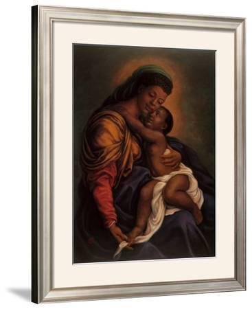 Madonna and Child by Tim Ashkar