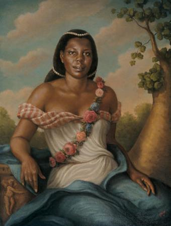 Nassauan Venus by Tim Ashkar