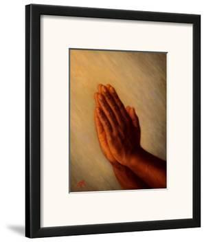 Praying Hands by Tim Ashkar