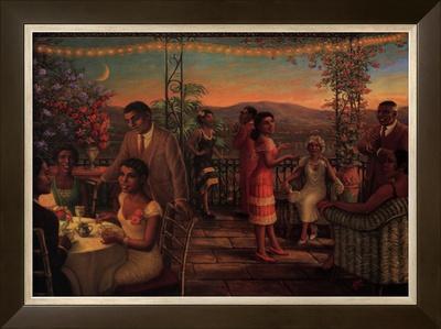Summer's Evening, 1925 by Tim Ashkar