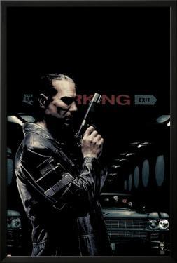 Punisher No.5 Cover: Punisher by Tim Bradstreet