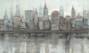 City Center I by Tim